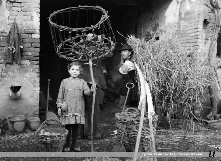 Scheuermeier. Utensili da fieno, Bozzolo (MN), 1921
