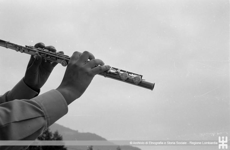 Riccardo Schwamenthal. La banda di Vertova (BG), 1986