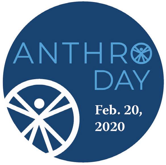 World Anthropology Day 2020, Milano 20 e 22 febbraio 2020